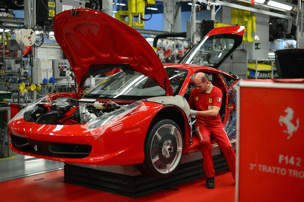 Ferrarifactoryes